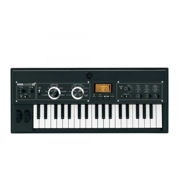 Microkorg-XL + Synthesizer