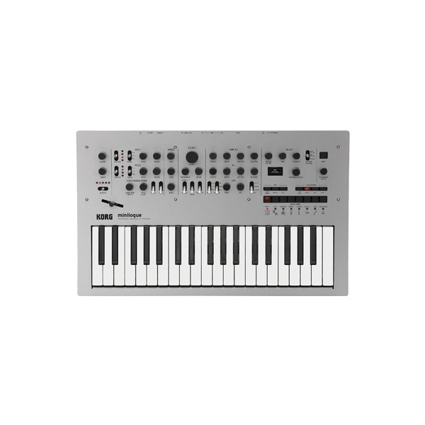 Korg Minilogue Analogue Synthesizer