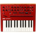 Korg Monologue Analogue Monophonic Synthesiser - Red