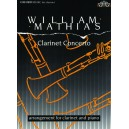 Concerto for clarinet - Mathias, William