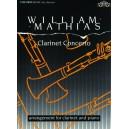 Concerto for clarinet - Mathias, William