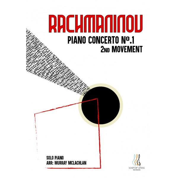 Rachmaninov - Piano Concerto No. 1, second movement, arr. McLachlan (Solo Piano)