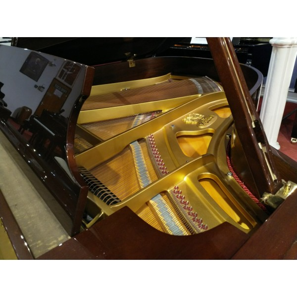 Schimmel 174 in mahogany polyester (pre-owned)