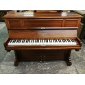 Broadwood Cottage Upright Piano In Rosewood Satin