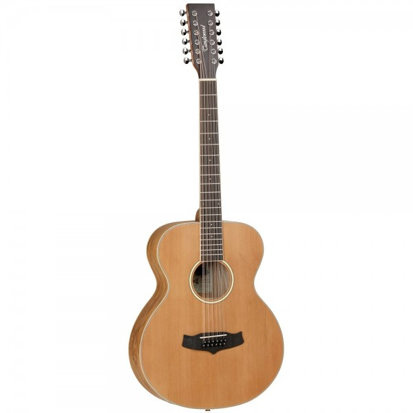 Tanglewood TW-11 Olive 12 String Acoustic Guitar
