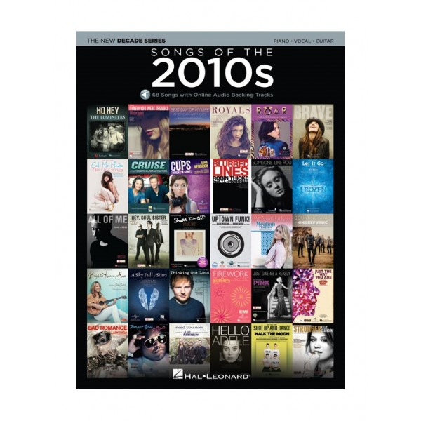 Songs Of The 2010s (The New Decade Series)