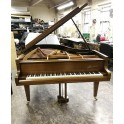 Danemann 6ft 7 Grand Piano in Mahogany Polish (pre-owned)
