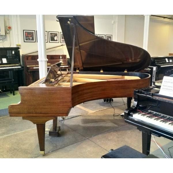 Danemann 6ft 7 Grand Piano in Mahogany Polish (pre-owned)