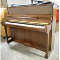 Schimmel 118 Upright Piano in Walnut Satin (c1987)