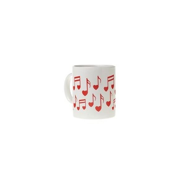 Mug (Red Heart Notes)