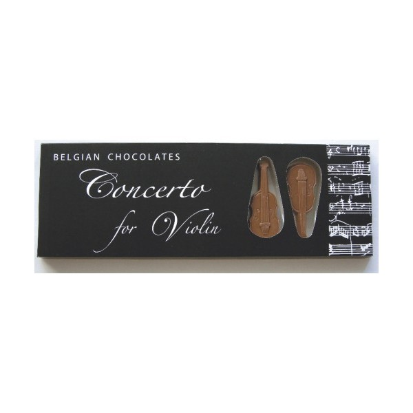 Belgian Chocolates - Concerto for Violin