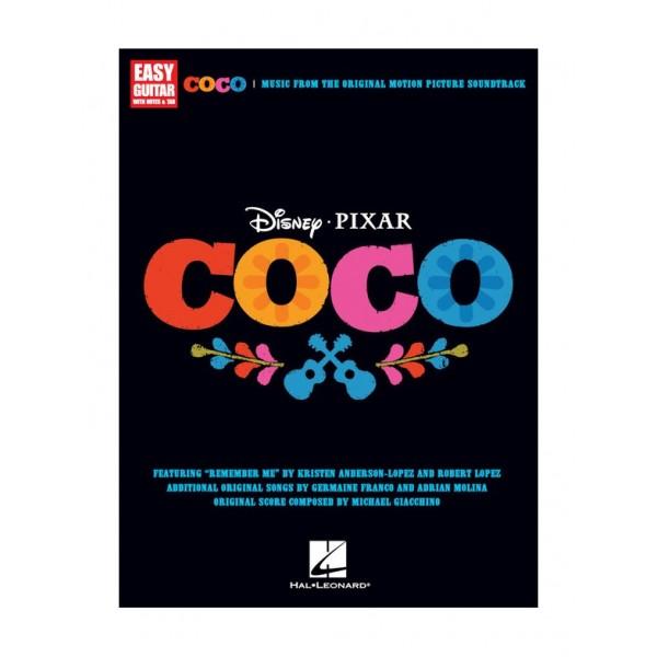 Disney Pixar's Coco (Piano, Vocal, Guitar)