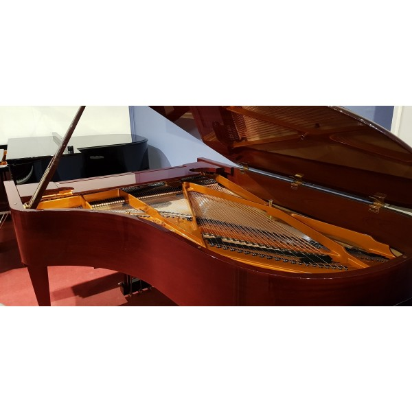 Schimmel model C213T Grand Piano in Mahogany Polyester (pre-owned)