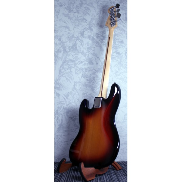 Fender 70's Jazz Bass 3 Tone Sunburst