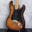 Fender Limited Edition 2017 American Pro Stratocaster - Mahogany Violin Burst
