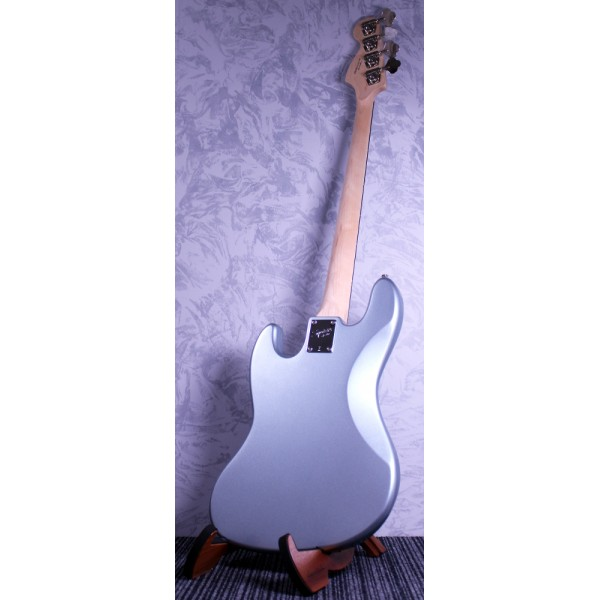 Squier Affinity Jazz Bass Slick Silver