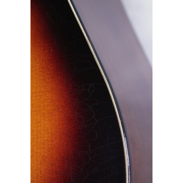 Atkin Essential D Acoustic Guitar Sunburst