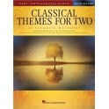 Classical Themes for Two : Saxophones