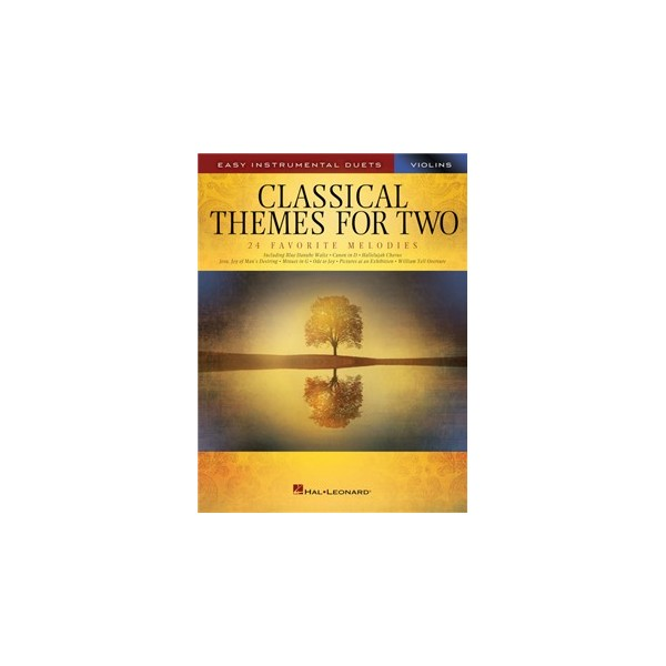 Classical Themes for Two : Violin