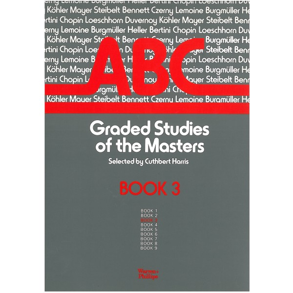 Selected Studies Book 3 - Harris, Cuthbert