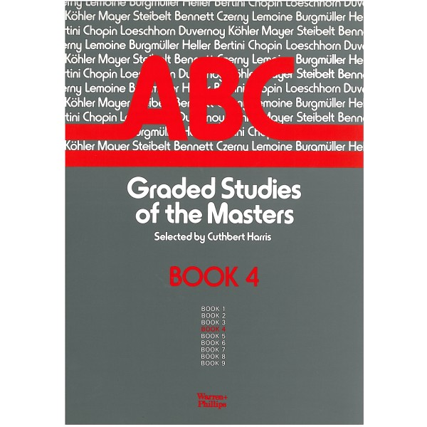 Selected Studies Book 4 - Harris, Cuthbert