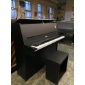 Opus Pianino in Black Satin (pre-owned)