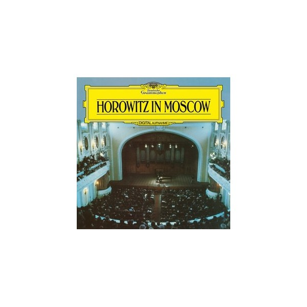 Horowitz in Moscow (LP + Download Card)