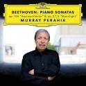 Perahia - Beethoven: Piano Sonatas (LP + Download card)