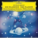 Holst: The Planets - Boston SO, Steinberg (LP + Download Card)