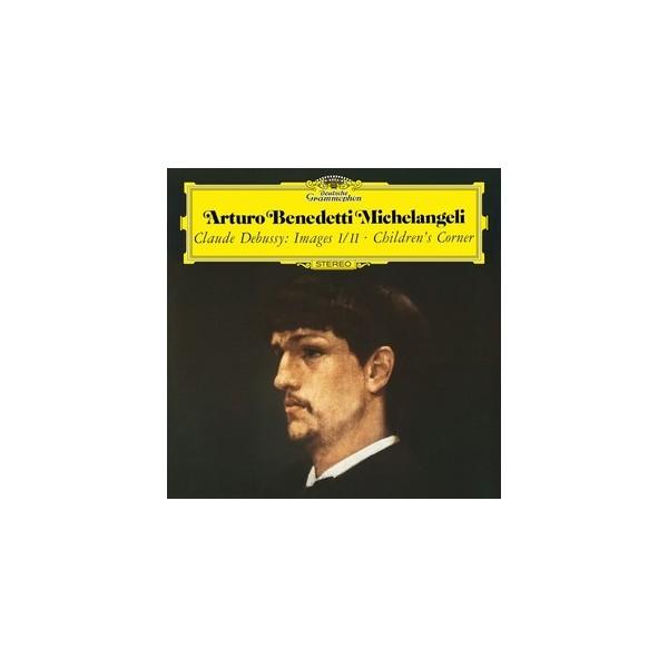 Michelangeli - Debussy: Images (LP + Download Card)