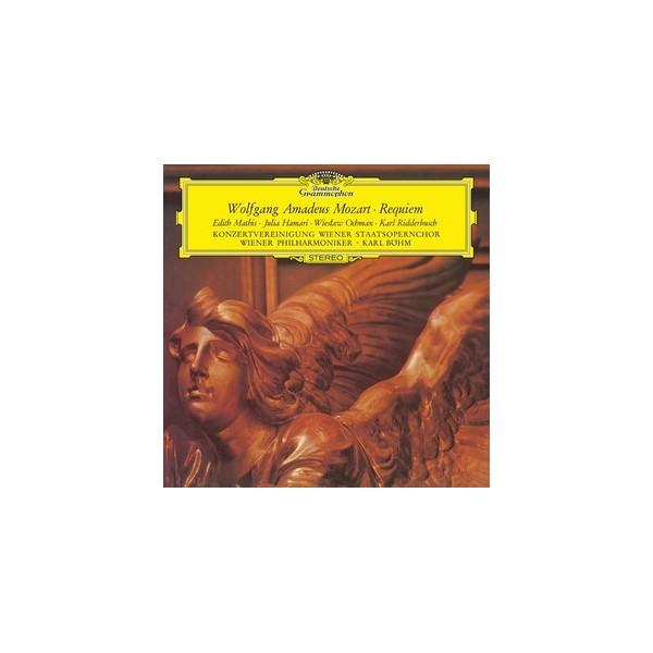 Vienna Phil, Bohm - Mozart: Requiem (LP + Download Card)