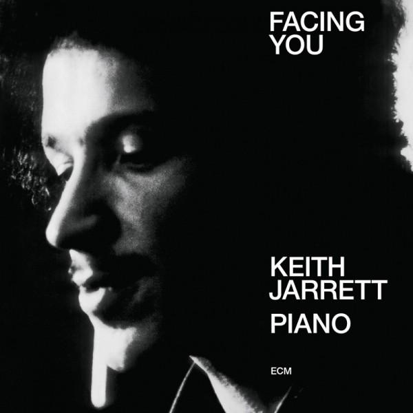 Jarrett, Keith - Facing You (LP)