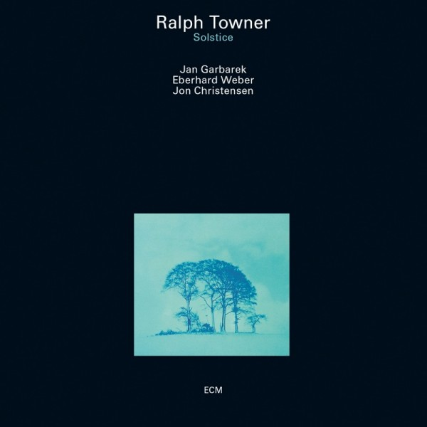 Towner, Ralph - Solstice (LP & Download Card)