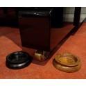 Small wooden castor cups. (40mm internal diameter)