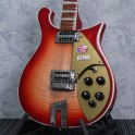 Rickenbacker 660 Fireglo Electric Guitar