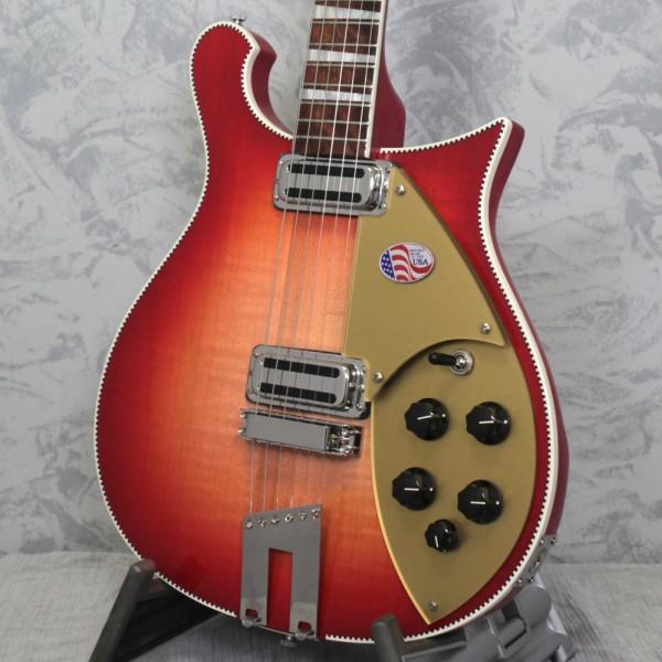 Rickenbacker 660 Fireglo Electric Guitar