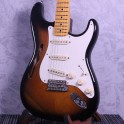 Fender Eric Johnson Thinline Sunburst Stratocaster Electric Guitar