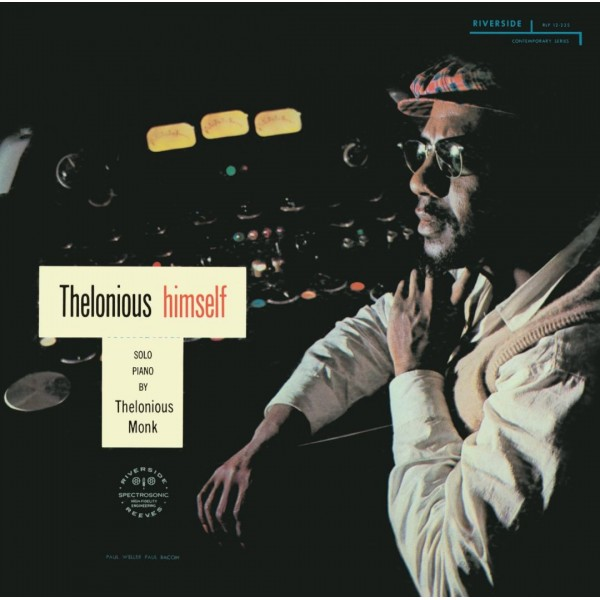 Monk, Thelonious - Thelonious Himself (LP)