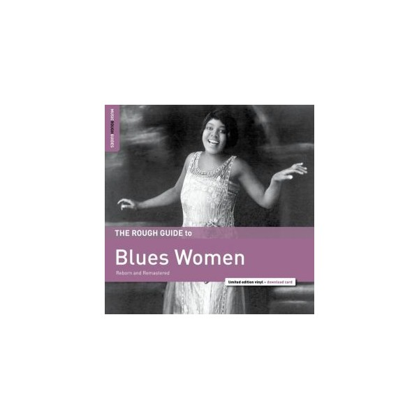 The Rough Guide to Blues Women (LP + Download Card)