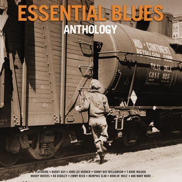 Essential Blues Anthology (2 LPs)