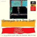 Clark Terry Quintet - Serenade To A Bus Seat (LP)