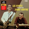 Lee Konitz Meets Jimmy Giuffre (LP)
