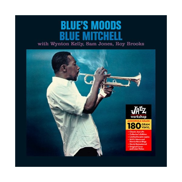 Mitchell, Blue - Blue's Moods (LP)