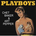 Baker, Chet & Pepper, Art - Playboys (LP)