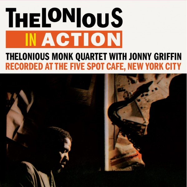 Thelonious Monk Quartet - Thelonious In Action (LP)