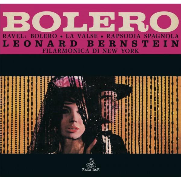 Ravel: Bolero - New York Phil, Bernstein (LP)