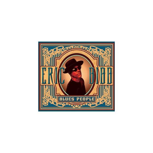 Bibb, Eric - Blues People (2 LPs)