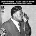 Wells, Junior - Blues Hit Big Town (LP)