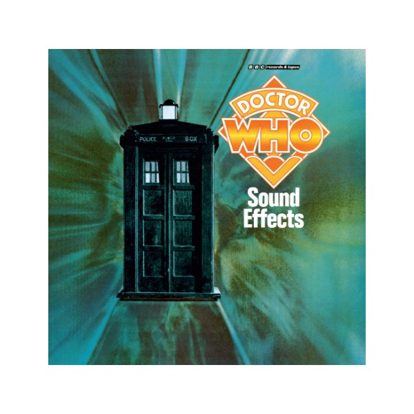 Doctor Who: Sound Effects (LP)