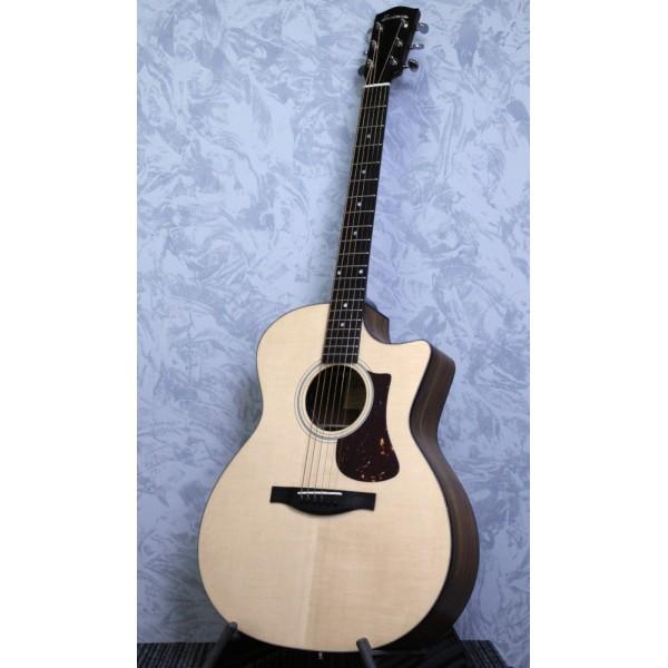 Eastman AC222-CE Grand Auditorium Ovangkol Acoustic Guitar